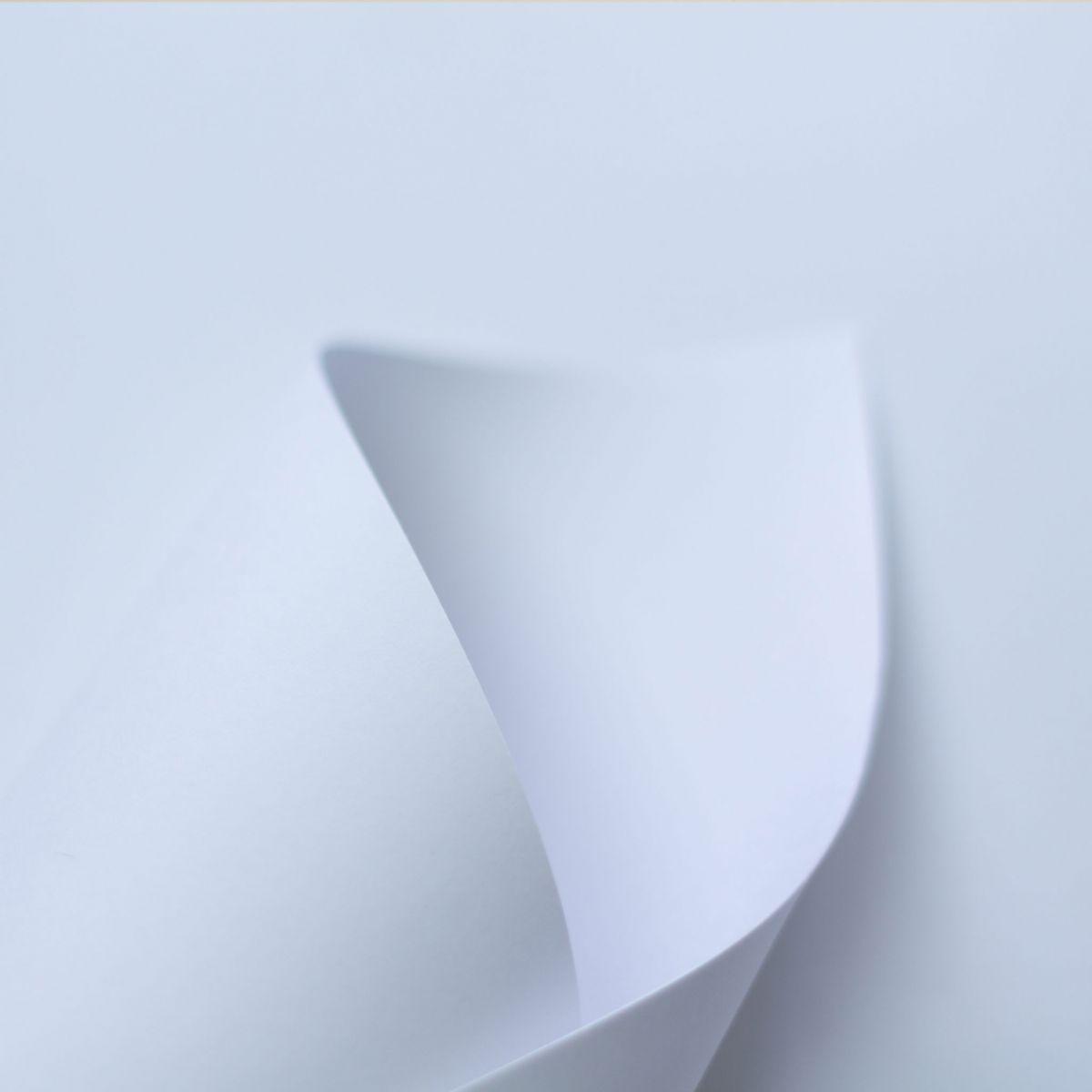 Papel Alta Alvura A4 120gm - 10 Folhas