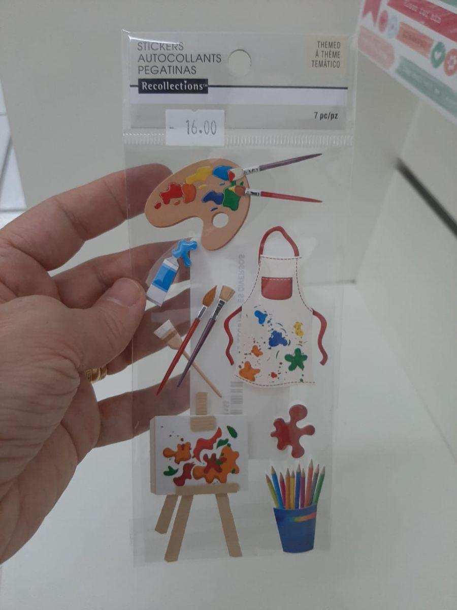 Adesivo Illustrates - Artes