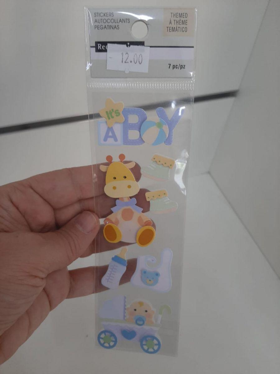 Adesivo Ek - Baby Boy