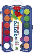 Aquarela Gioto - Pastilha 24 cores