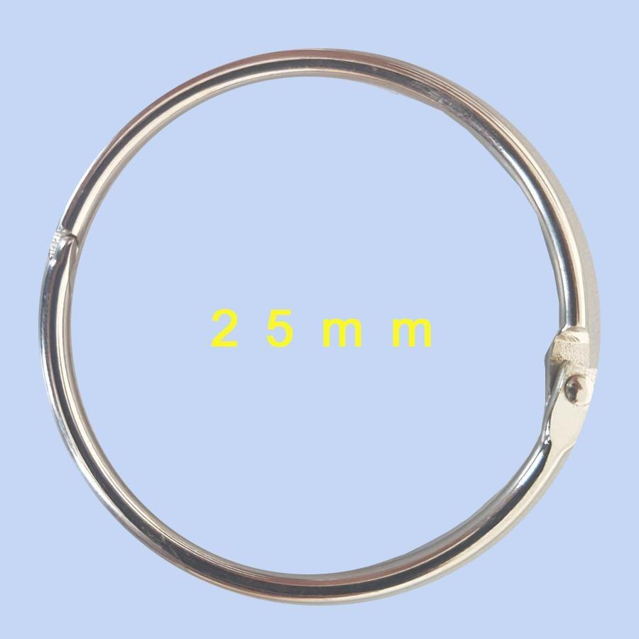 Argola Articulada 25mm
