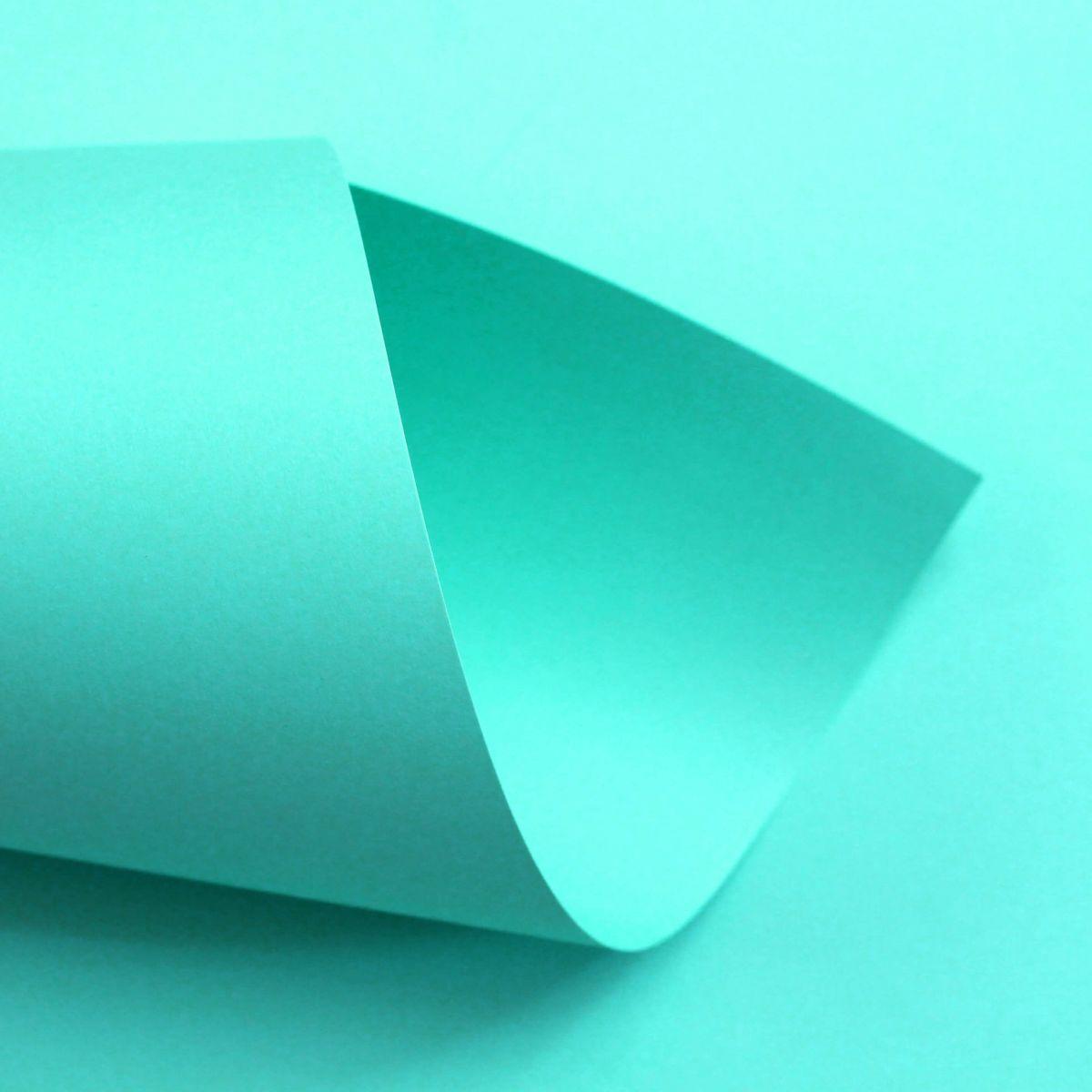 Papel Color Plus Aruba A4 180gm - 10 Folhas