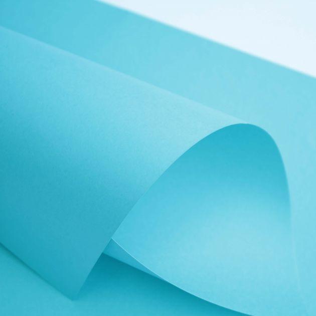 Papel Color Plus Bahamas A4 120gm - 10 Folhas