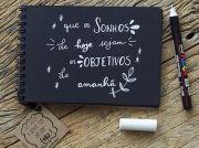 Bloquinhos Lettering