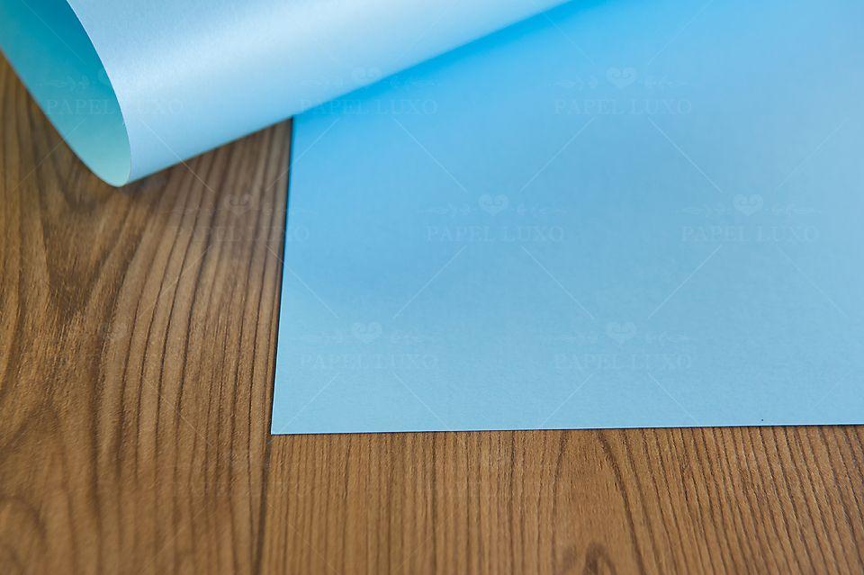 Papel Scrap Blue Space