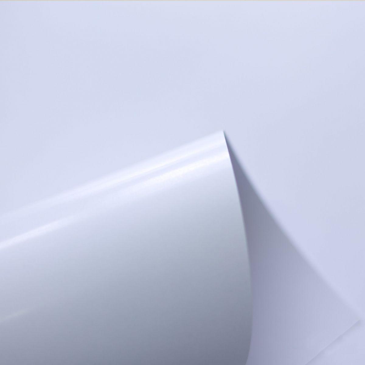 Papel Couche Brilho A4 115gm - 10 Folhas