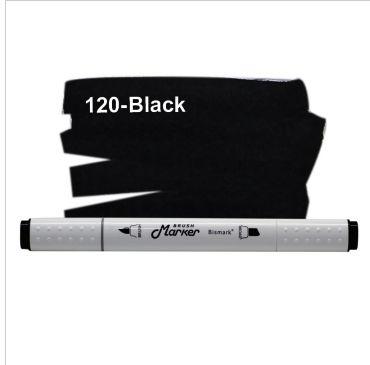 Caneta Brush Maker Bismark - 120