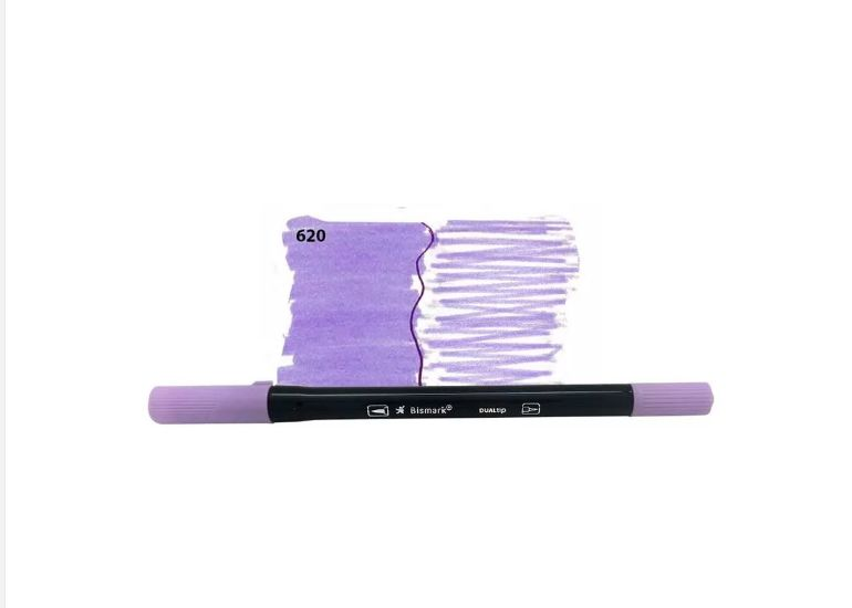 Brush Pen Dual Bismark - 620