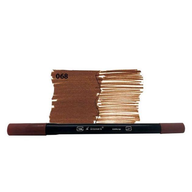 Brush Pen Dual Bismark - 68