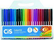 Canetinhas Hidrograficas Cis - 24 cores