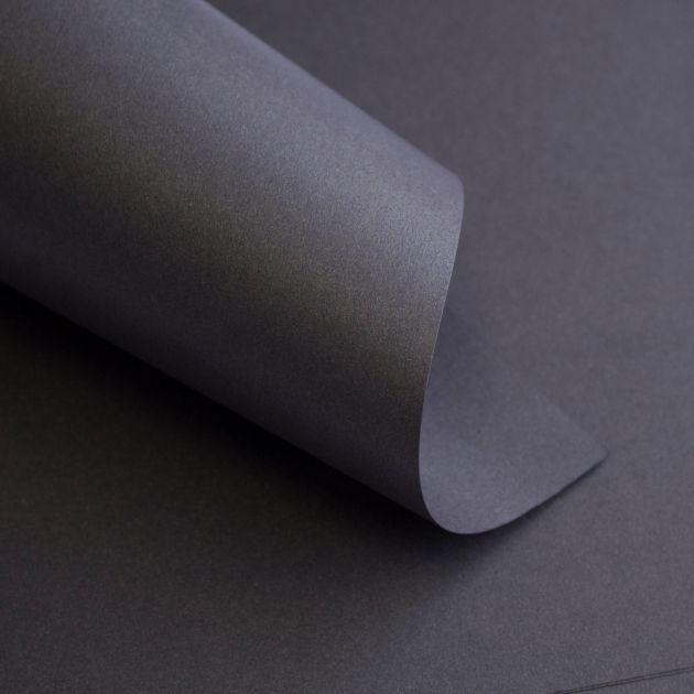 Papel Curious Metallics Chocolate A4 300gm - Unidade