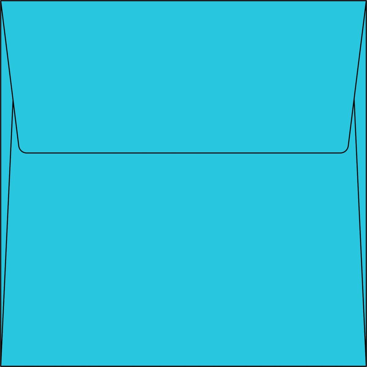 Envelope Quadradinho - Bahamas