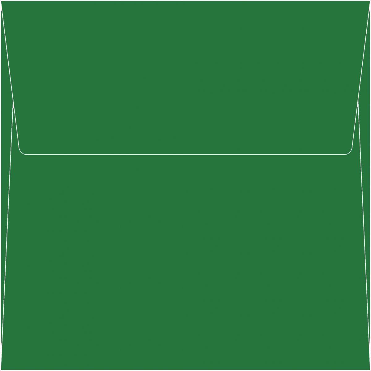 Envelope Quadradinho - Brasil