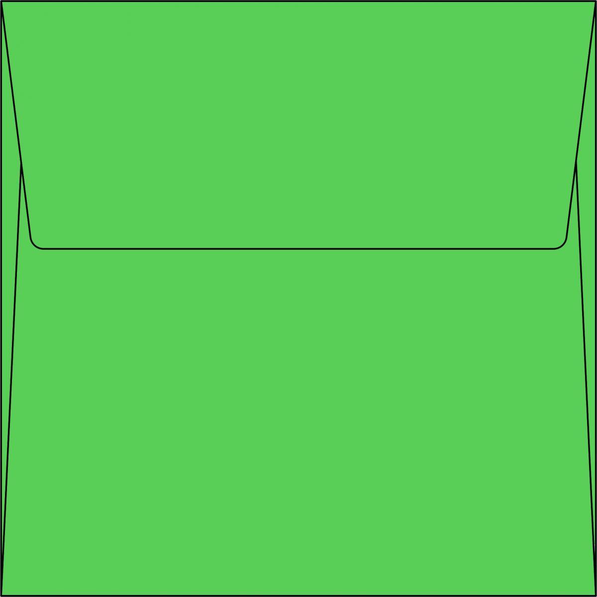 Envelope Quadradinho - Buenos Aires