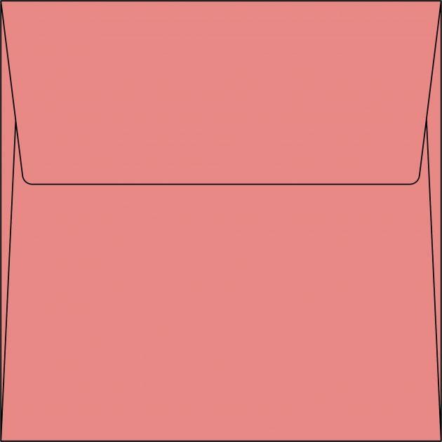 Envelope Quadradinho - Fidji