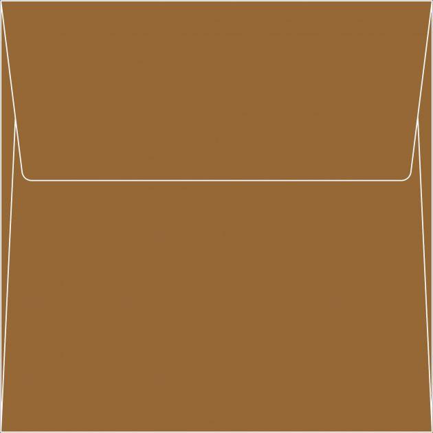 Envelope Quadradinho - Havana