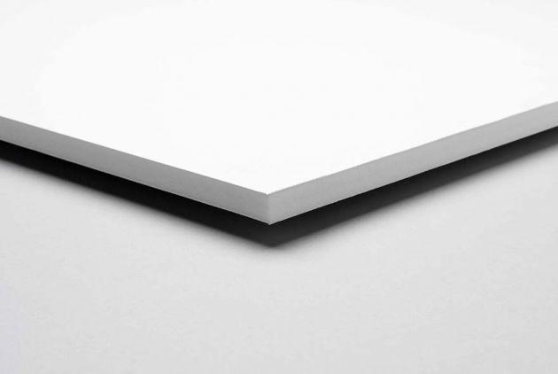 Foam Branco x Branco A4 - 5mm