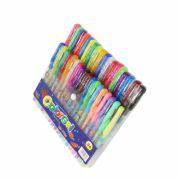 Kit Canetas ColorGel Frutas 36 cores