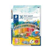 Lápis de cor Aquareláveis Staedtler 36 cores