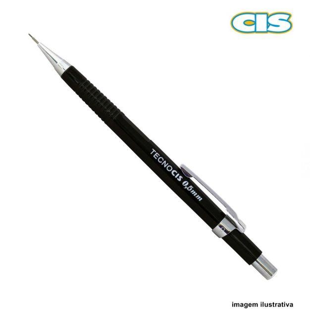 Lapiseira Tec Cis (C-203) - 0.5 Preta