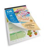 Livro de Exercícios para Planner e Bullet Journal