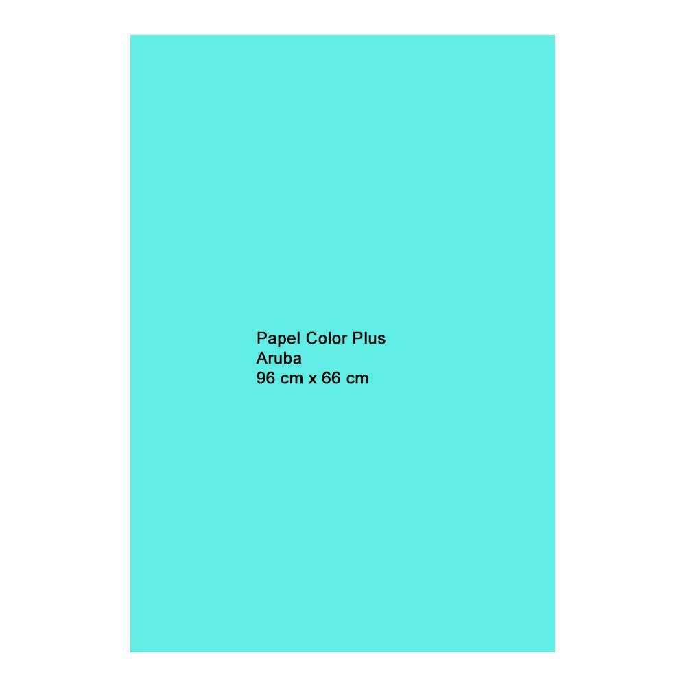 Papel Color Plus Aruba 180g A1