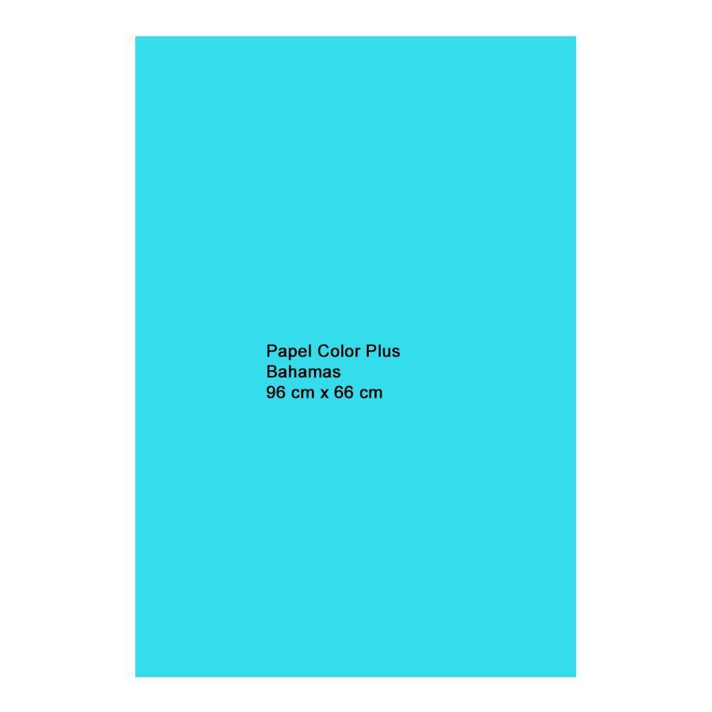 Papel Color Plus Bahamas 180g A1