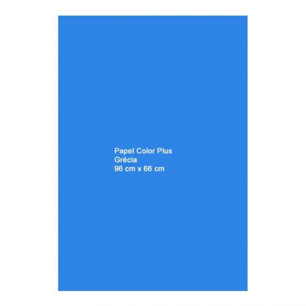 Papel Color Plus Grécia 120g A1