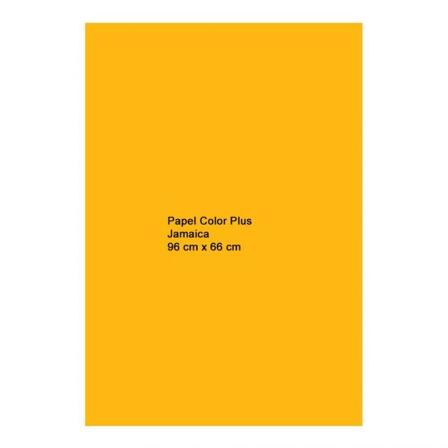 Papel Color Plus Jamaica 120g A1