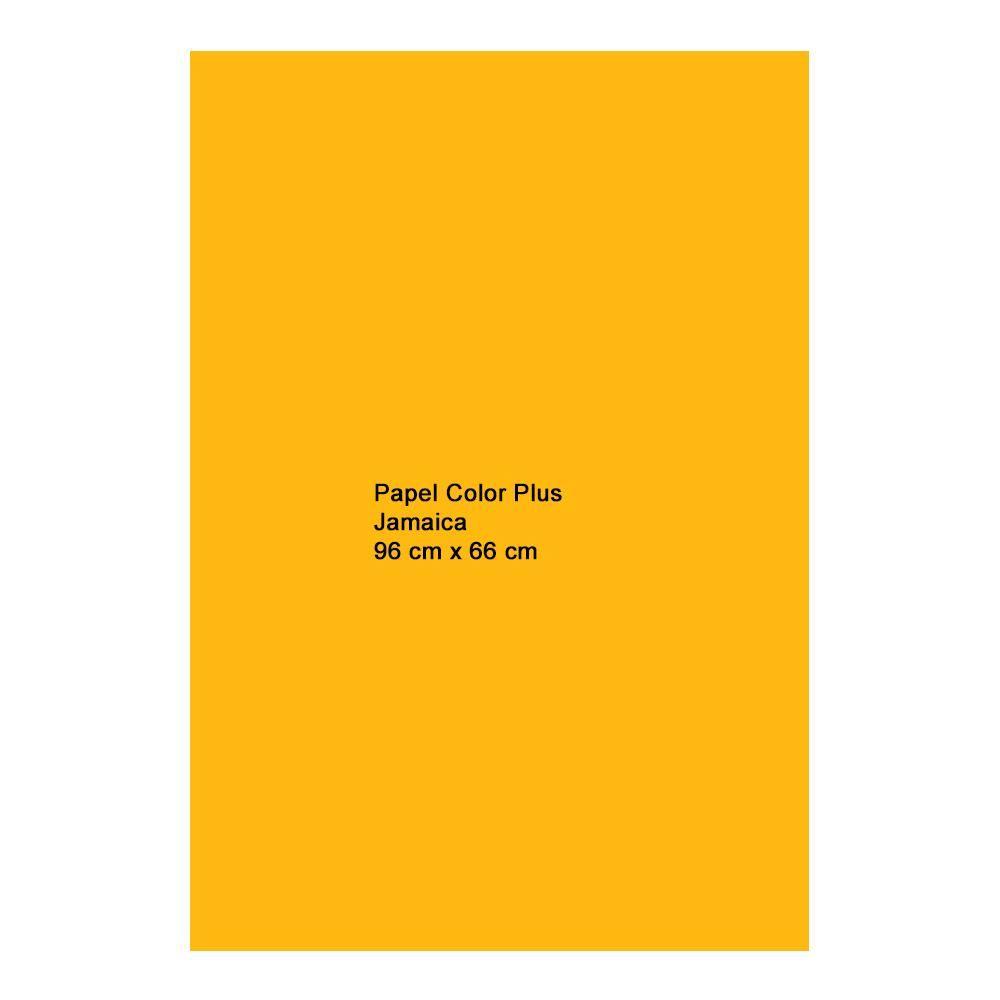 Papel Color Plus Jamaica 180g A1