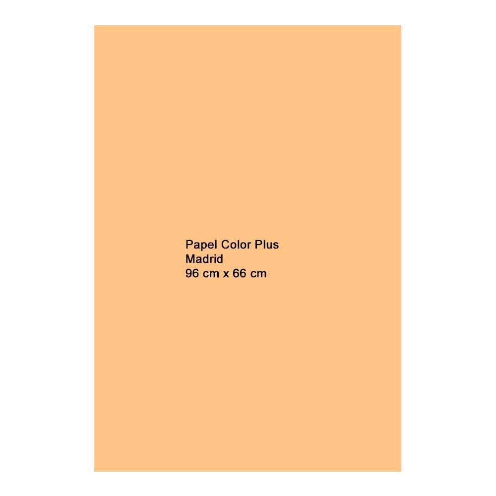 Papel Color Plus Madrid 120g A1
