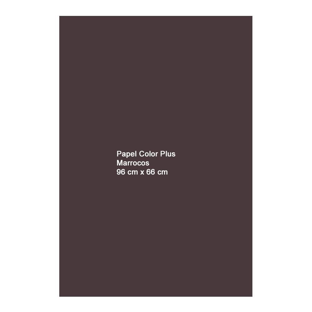 Papel Color Plus Marrocos 180g A1