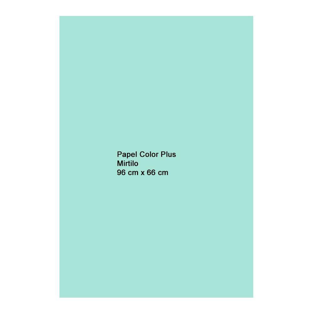 Papel Color Plus Mirtilo 180g A1