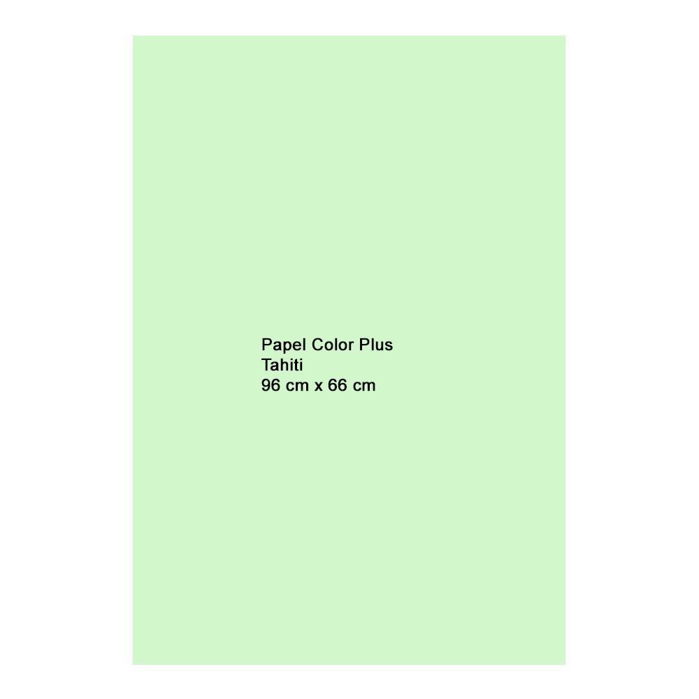 Papel Color Plus Tahiti 180g A1