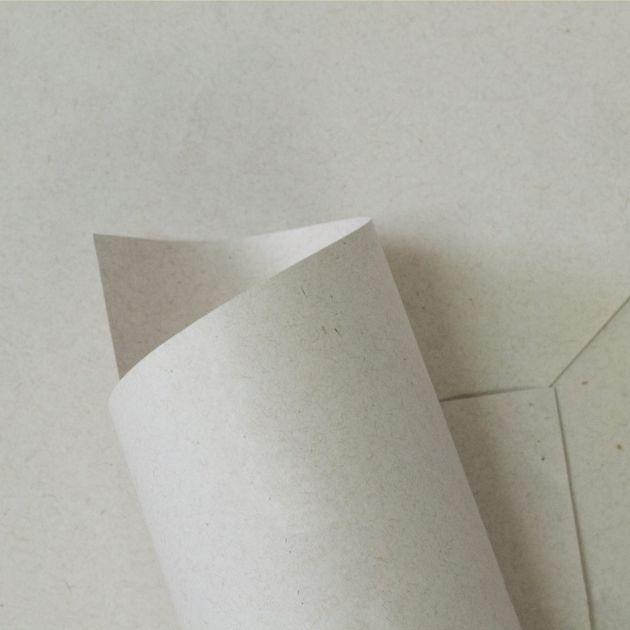 Papel Reciclato A4 120gm - 10 Folhas