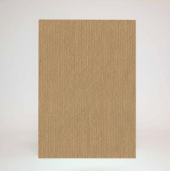 Papel Kraft Texturizado Ref: 1515 A4 300gm - Unidade