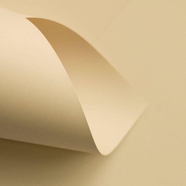 Papel Color Plus Sahara A4 180gm - 10 Folhas