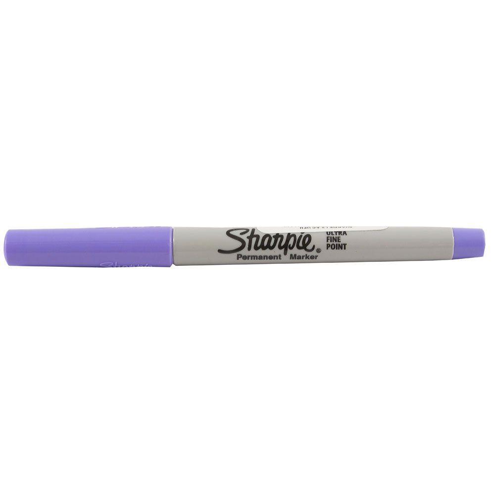 Caneta Sharpie Ultra Roxo