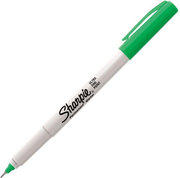 Caneta Sharpie Ultra Verde Claro