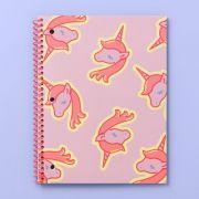 Caderno / Bloco de Notas - Target Unicórnio