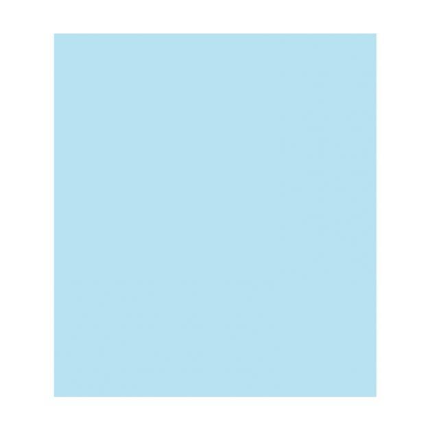 Papel de Scrap Teintes - Azul bebe
