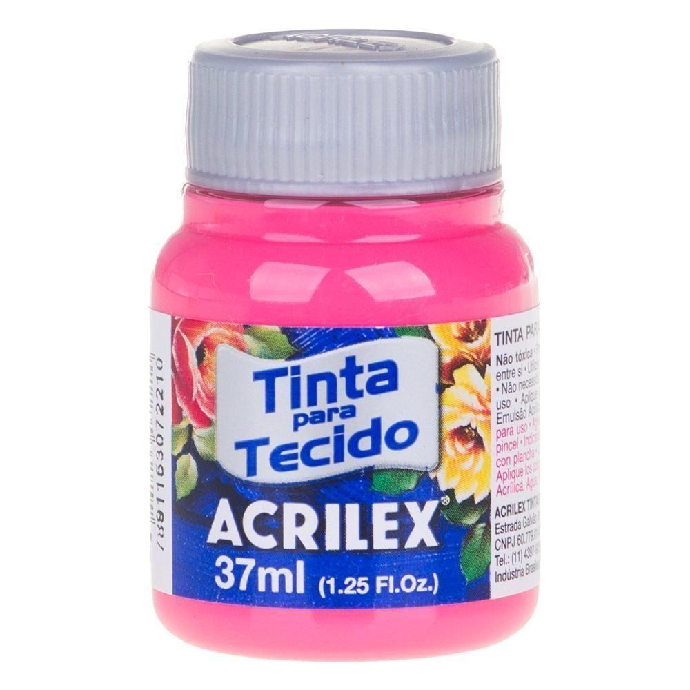 Tinta para Tecido Acrilex - Pink