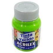 Tinta para Tecido Acrilex - Verde Folha